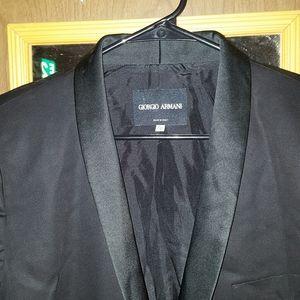 Single button Giorgio Armani blazer